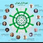 نگاهی به شهرداران تهران ازابتدای انقلاب اسلامی تاکنون