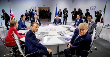 بود و نبود ترامپ در اجلاس گروه هفت هیچ فرقی نمیکرد