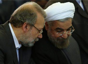 لاریجانی تشکیل وزارت میراث فرهنگی را به روحانی ابلاغ کرد