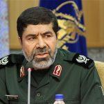 سردار شریف : همه امکانات سپاه برای خدمت به زائرین اربعین بسیج شده است