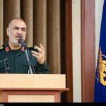 فرمانده سپاه: دشمن در حال عقبنشینی و ترک میدان است
