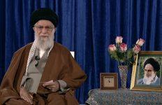 سخنرانی رهبر انقلاب به مناسبت سالروز ولادت حضرت ولیعصر (عج) + فیلم