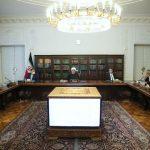 به ریاست روحانی؛ جلسه ستاد هماهنگی اقتصادی دولت برگزار شد