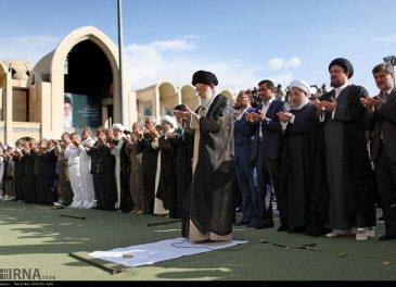 نماز عید فطر در مصلی ها برگزار نمی شود/ نمازگزاران از مهر شخصی و ماسک و دستکش استفاده کنند