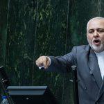 ظریف از وضعیت ارزهای بلوکه شده به مجلس گزارش داد