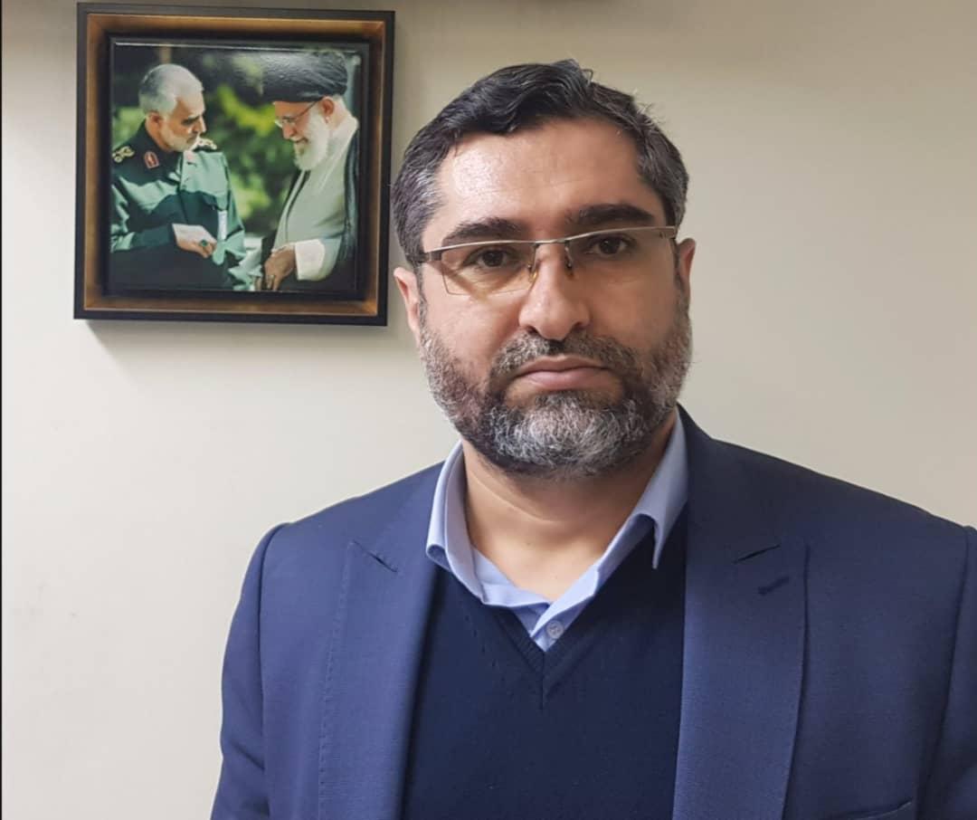 سعید. محمدحسینی دبیر اجرایی مدیران کارآمد انقلاب اسلامی