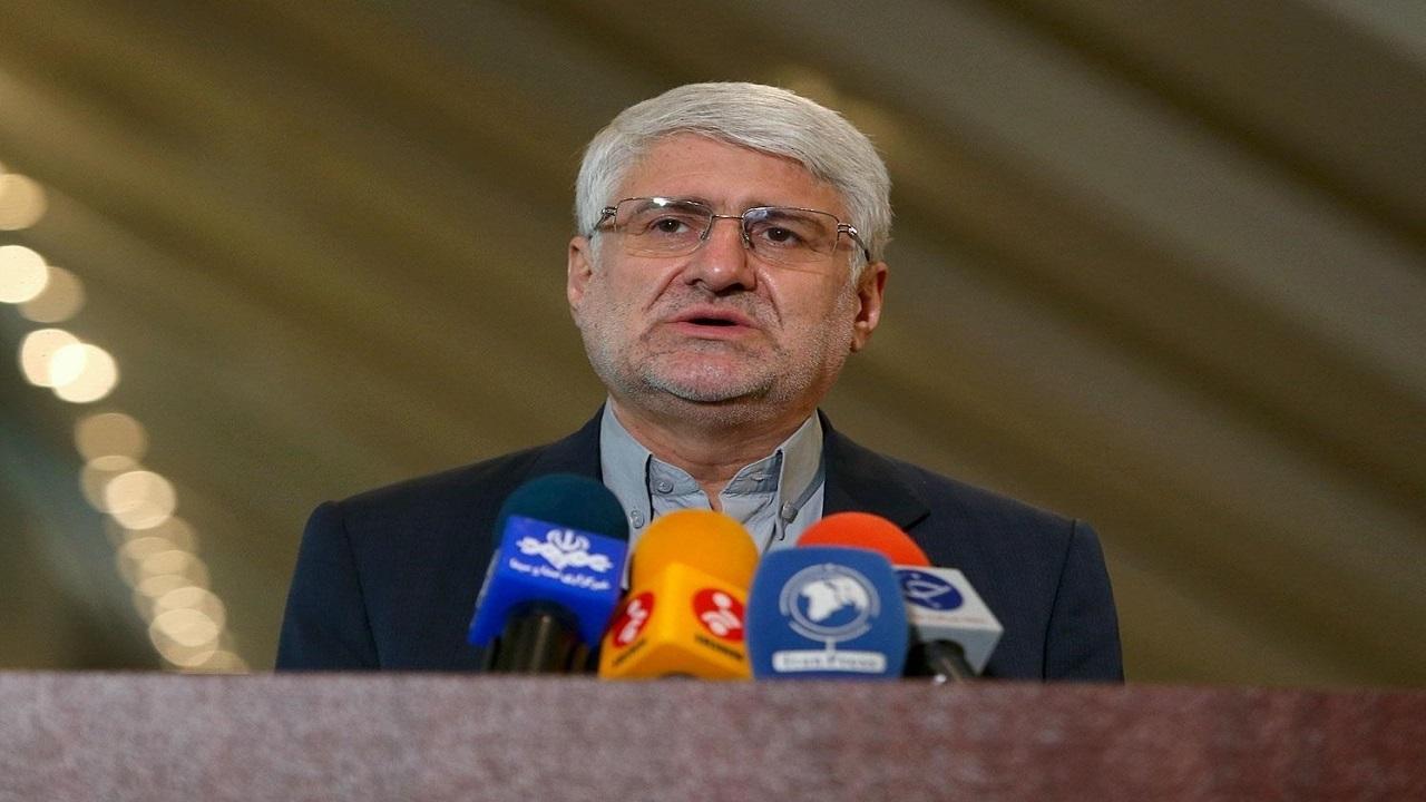 محمد حسین فرهنگی سخنگوی هیئت رئیسه مجلس شورای اسلامی