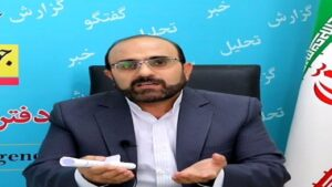 وهاب عزیزی دبیرکل جهادگران ایران اسلامی