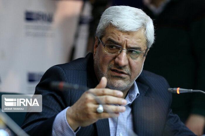 جمال عرف رییس ستاد انتخابات کشور