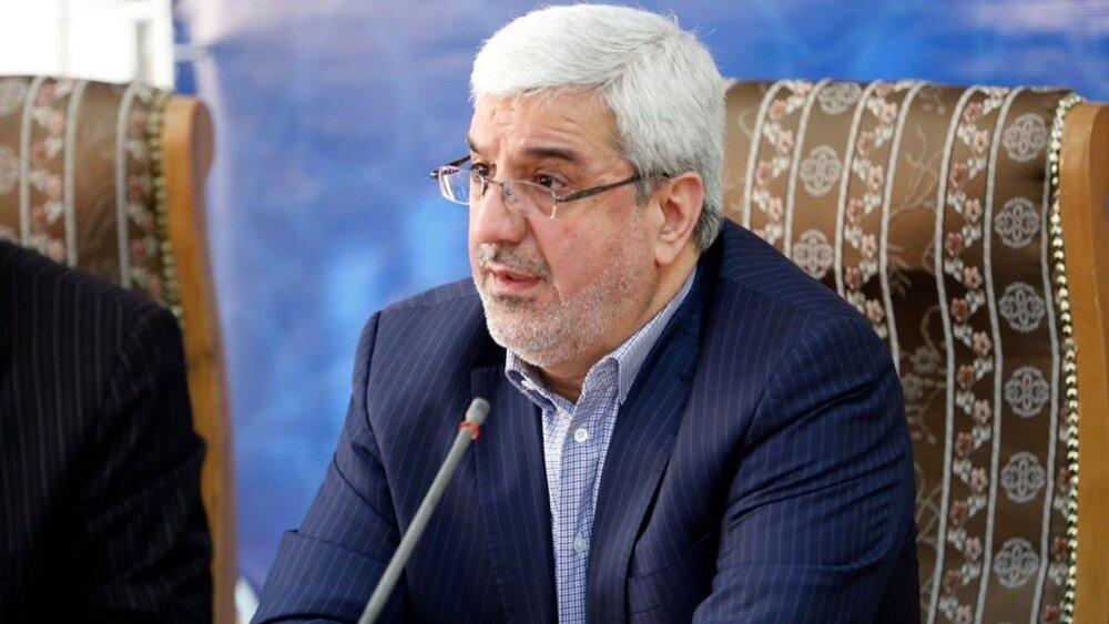 جمال عرف رییس ستاد انتخابات کشور 1400