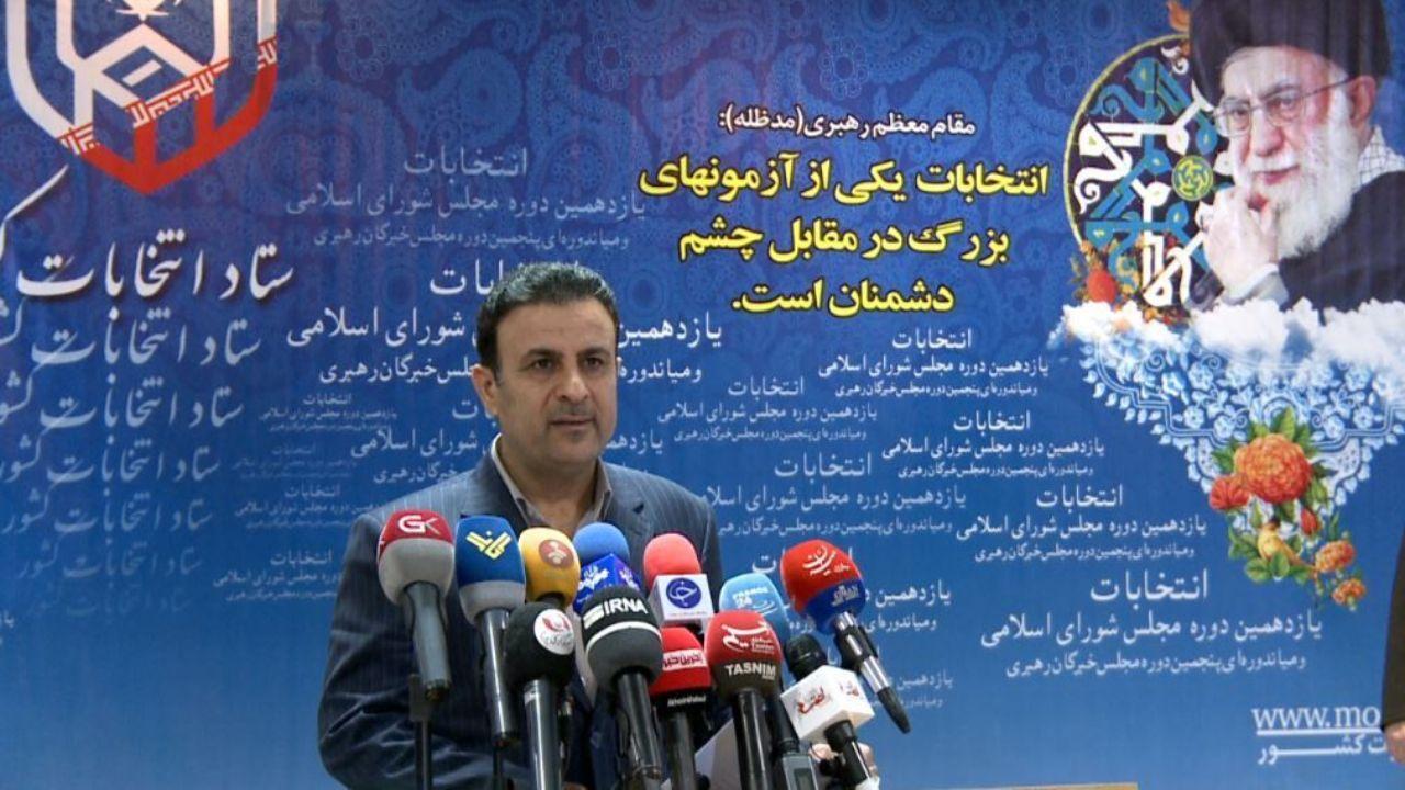 سید اسماعیل موسوی، دبیر ستاد انتخابات