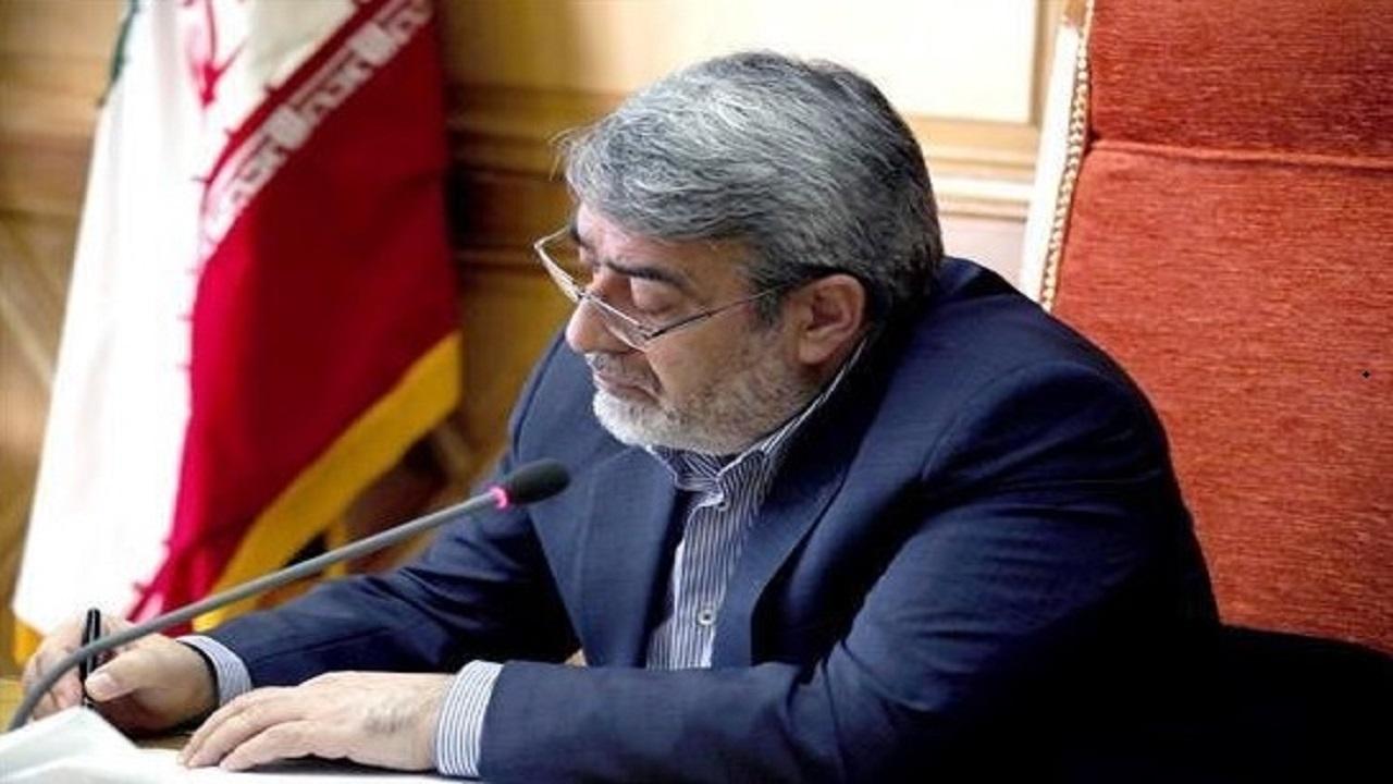 وزیر کشور دستور شروع روند انتخابات شوراهای اسلامی شهر و روستا را صادر کرد