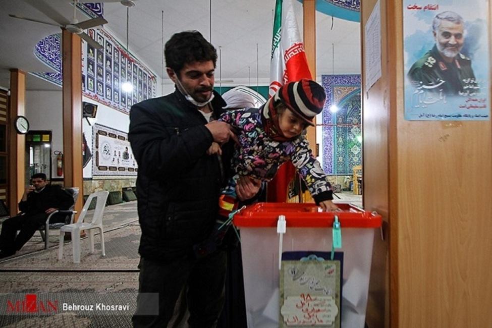 افزایش ۸ هزار شعبه اخذ رأی در انتخابات ۱۴۰۰