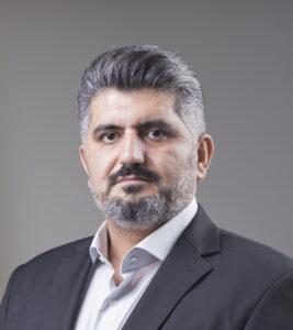 رضا عباسی فعال اجتماعی