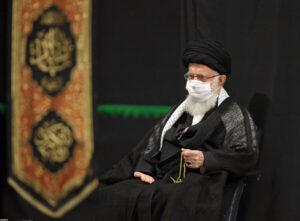 مراسم عزاداری در حسینیه امام خمینی(ره)