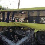 آخرین جزئیات از واژگونی اتوبوس در دانشگاه علوم و تحقیقات + اسامی و تعداد کشتهها و مصدومان