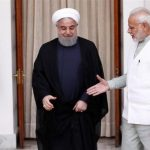 تحریمهای نفتی آمریکا محور دیدار روحانی و مودی در بیشکک