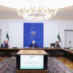 روحانی: ضرورت اقدام سریع وزارت خارجه و بانک مرکزی برای تسریع تبادلات تجاری ایران با کشورهای علاقمند