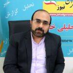 وهاب عزیزی: لزوم مشارکت حداکثری و ایجاد شور انتخاباتی